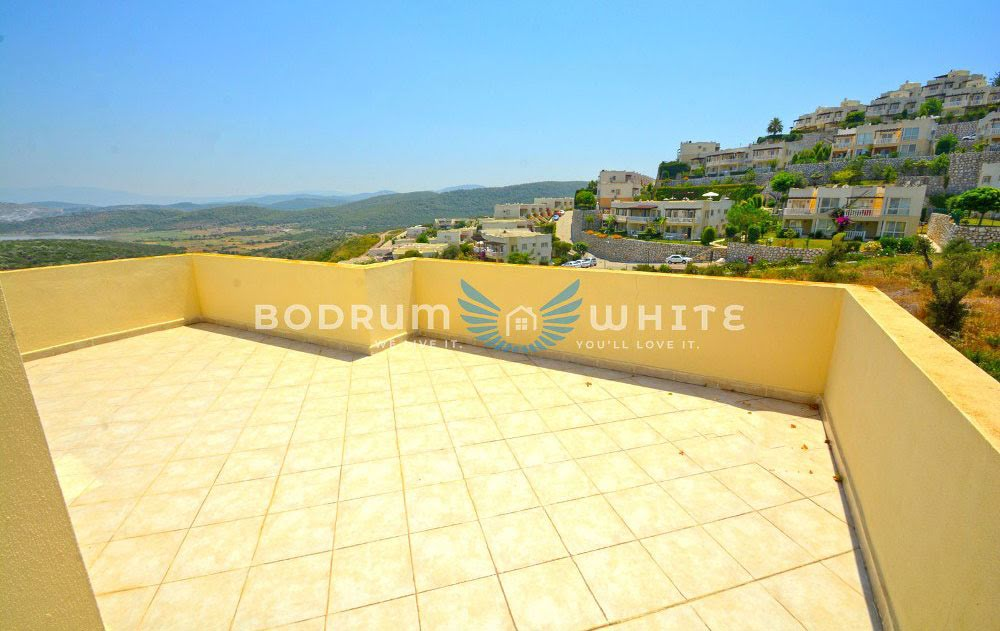 Bodrum Adabuku Flamingo Country Club - 3 Bedroom Triplex Holiday Villa