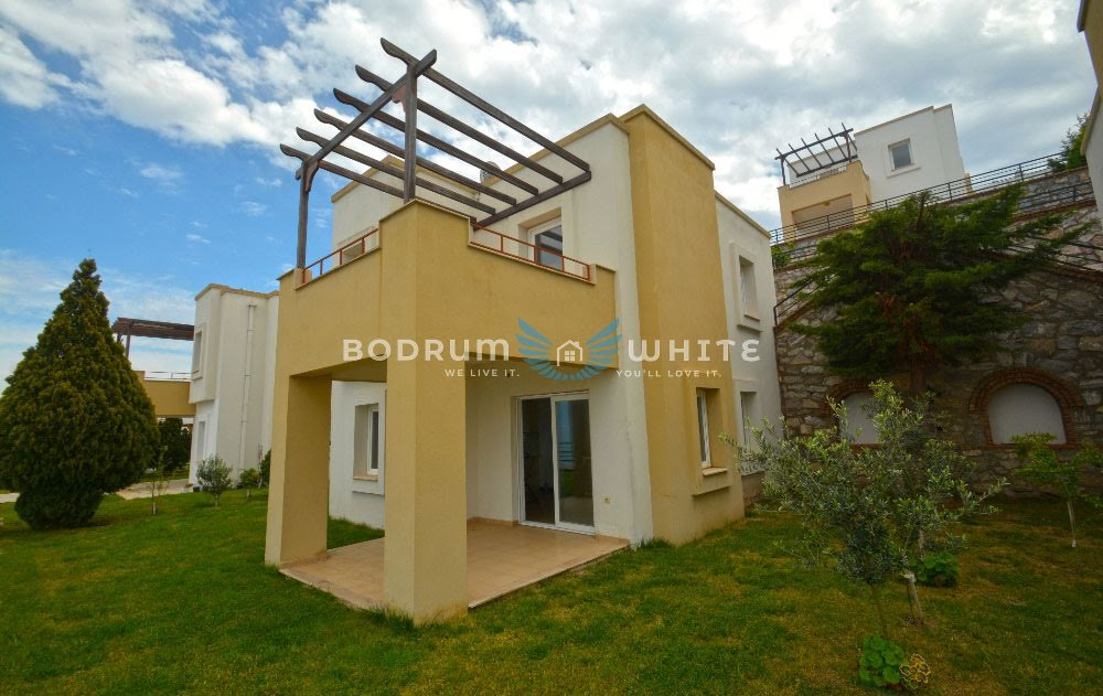 Bodrum Royal Resort Detached Villa for Sale