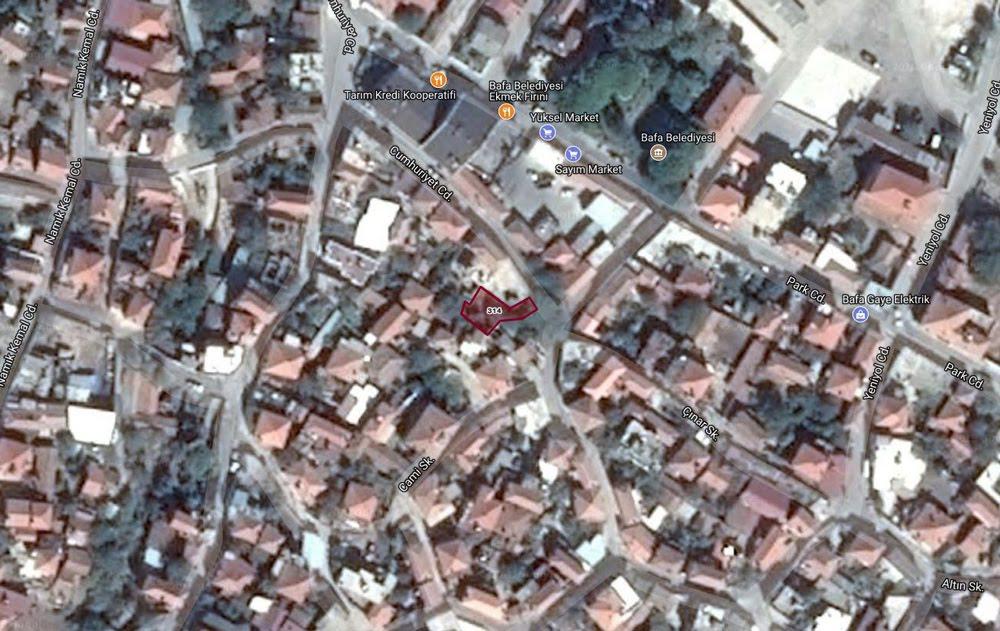 Milas-Camici-314-Parsel-Arsa